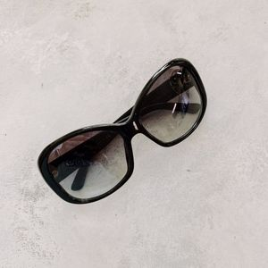 Prada Oversized Black Sunglasses